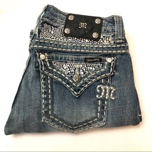 Miss Me Boot Jeans Size 28